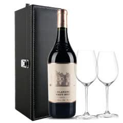 奥比昂副牌 红颜容/侯伯王副牌干红葡萄酒 法国原瓶进口红酒 2012年 副牌 750ml