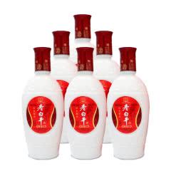 42°衡水衡记老白干万福红500ml(6瓶装)