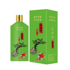 53°汉王  国学传承 四大名著 水浒传500ml*1瓶