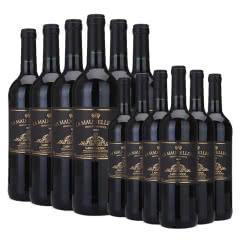 【买一箱送一箱】法国原瓶进口AOC红酒玛歌雷特AOP干红葡萄酒750ml*6超值装