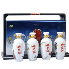 绍兴黄酒 女儿红 十八年陈花雕酒礼盒 酒的传奇 500ML*4瓶