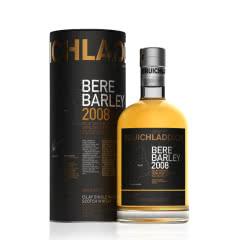 50°英国布赫拉迪古卓大麦2008年单一麦芽苏格兰威士忌700ml
