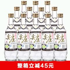 【下单立减45元】52°异型瓶尖庄曲酒500ml(12瓶装)