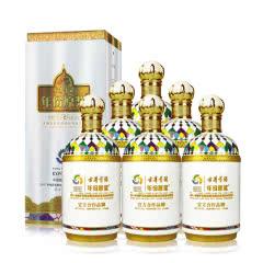45°古井贡酒 年份原浆 哈萨克斯坦世博纪念酒750ml*6瓶