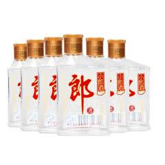 45°郎酒小郎酒歪嘴郎100ml(6瓶装)
