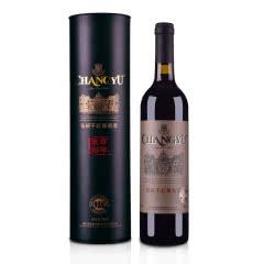【礼盒】张裕特选级干红葡萄酒(圆筒)750ml
