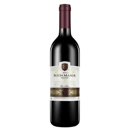 帕桐庄园菲尼尔法国原酒进口甜红葡萄酒750ml