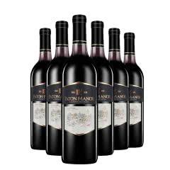 帕桐庄园圣菲堡原酒进口干红葡萄酒750ml*6瓶装