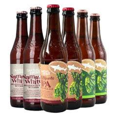 美国进口精酿 角头鲨60分钟90分钟IPA啤酒 角鲨头合十礼啤酒