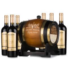 法国温德姆干红葡萄酒套组5L+750ml*6
