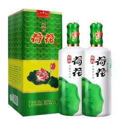 53°国乡荷花酒酱香型500ml*2两瓶装