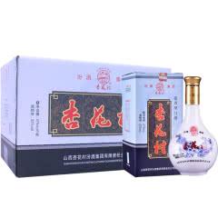 52°汾酒集团杏花村浓香型白酒475ml*6整箱装 (2009-2010年老酒)