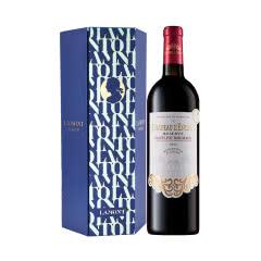 【拉蒙】法国波尔多原瓶级进口朗可洛酒庄珍藏干红葡萄酒750ml