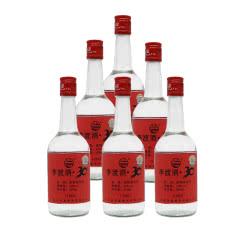 52° 李渡酒30 500ml*6 浓特兼香型 瓶装酒 白酒 送礼 纯粮酒