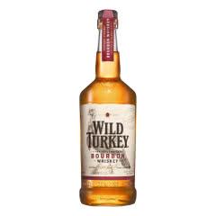 40°美国威凤凰WILD TURKEY波本威士忌 原装进口750ml