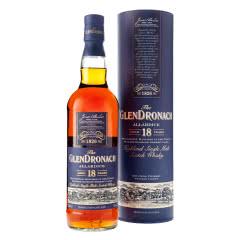 46°格兰多纳18年单一麦芽威士忌700ml