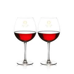 红酒酒具 高脚杯 葡萄酒杯 红酒杯*2