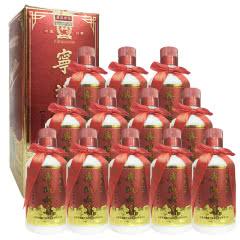 老酒 50度宁城老窖 十年陈酿 290ml(12瓶装)2011年