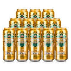 德国狮虎争霸比尔森啤酒500ml*12
