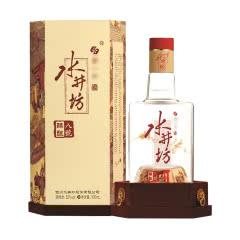 52°水井坊臻酿八号白酒礼盒装浓香型500ml