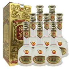 老酒 46°鸭溪窖酒厂 鸭溪酒250ml(8瓶装)1999年