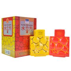 【东晟之美】53°茅台 水立方酒 酱香型 500ml*2 礼盒装(2012-2013年)