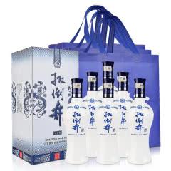 52°扳倒井青花瓷(蓝)500ml(6瓶装)