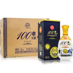 53°汾酒杏花村100年汾藏475ml*6