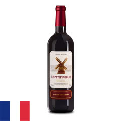 13°奥德小磨坊珍酿干红葡萄酒750ml