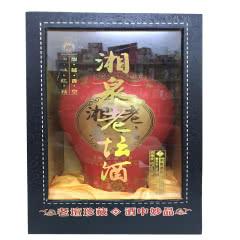 融汇陈年老酒 60º酒鬼酒公司湘泉酒老坛红瓶3000ml (2013年)