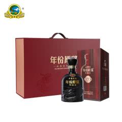 【酒厂直营】古井贡酒 年份原浆古7礼盒 50度500ml*2瓶