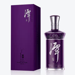 【新品上市】53° 潭酒 紫潭酱酒(2019年新版) 酱香型白酒礼盒500ml