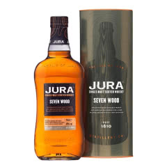 英国进口吉拉七分木苏格兰单一麦芽威士忌700ml