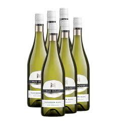 泥房子马尔堡长相思干白葡萄酒750ml 6支装