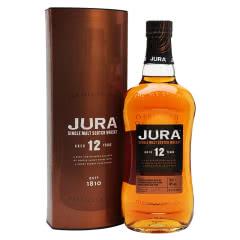 吉拉(JURA)12年单一麦芽威士忌700ml