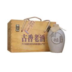 53°古香老酒纯坤沙 酱香型白酒 贵州茅台镇 纯粮食高粱酒 白酒整箱500ml*6