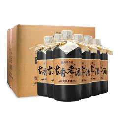 53°古香老酒 年份老酒5 酱香型白酒 茅台镇固态纯粮 白酒整箱500ml*6