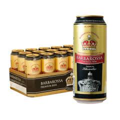 凯尔特人德国进口黑啤500ml*18听
