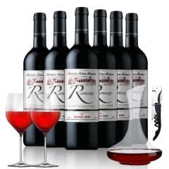 圣斯里堡庄园干红葡萄酒 13.5度红酒整箱750ml(6瓶)