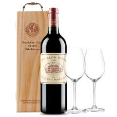 玛歌副牌/玛歌红亭红葡萄酒 法国原瓶进口红酒 2014年 副牌 750ml