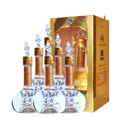 52°西凤酒华山论剑10年十年500ml(6瓶装)
