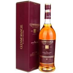 46°格兰杰(Glenmorangie)雪莉酒桶窖藏陈酿高地单一麦芽苏格兰威士忌700ml