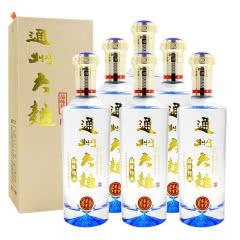 52°奥喜北京二锅头通州大曲清香型白酒 500ml(6瓶装)整箱