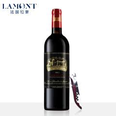 拉蒙 布兰达酒庄(珍藏) 波尔多AOC级 法国原瓶进口 干红葡萄酒 750ml