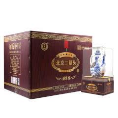 50°永丰牌北京二锅头醉悠然浓香型白酒 500ml(6瓶装)