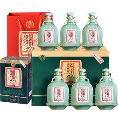 女儿红花雕酒桂花林藏十年整箱糯米月子酒商务礼盒酒绍兴黄酒特产
