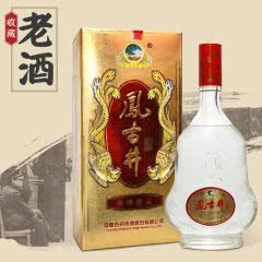 古井贡 38度凤古井浓香型 1999-2000年收藏老白酒 单瓶 年份随机发