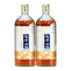 【品牌直营】绍兴黄酒冰醇500ml*2瓶装花雕酒老酒