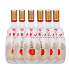 50°老龙口纯原酒500mlx6瓶整箱