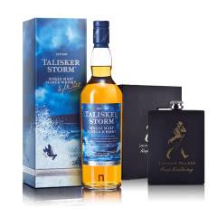 45.8°泰斯卡风暴系列单一麦芽苏格兰威士忌 700ml +酒壶